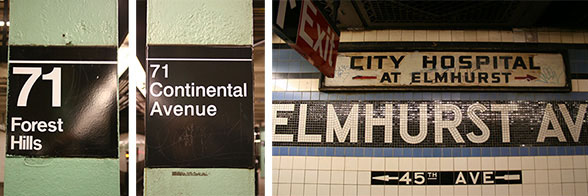 The (Mostly) True Story of Helvetica and the New York City